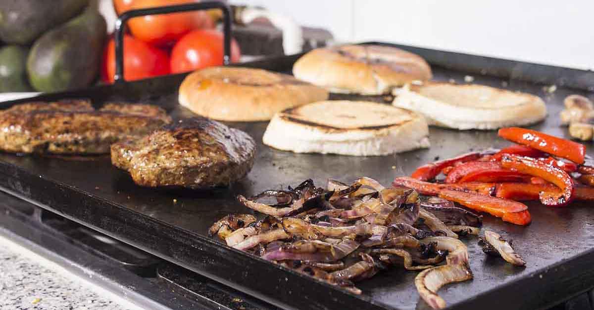 Plancha churrasquera para cocina y asado - Plancha de cocina ...